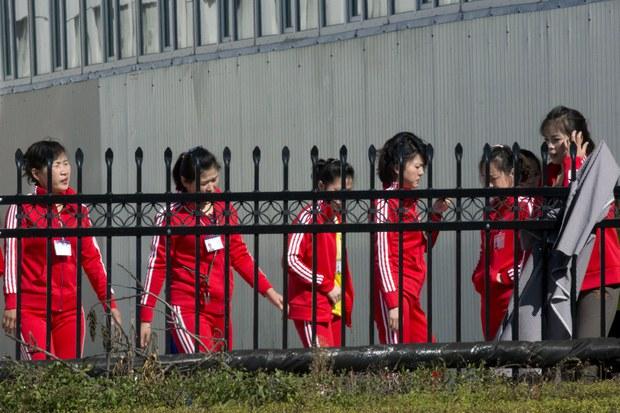 Coronavirus Strands North Korean Workers in China, Kills Job Offers