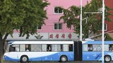 north-korea-bus