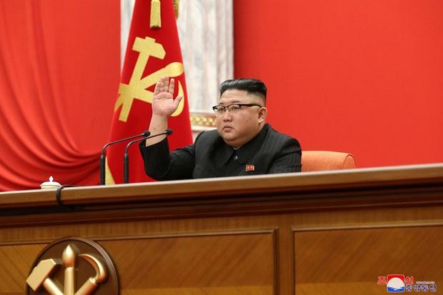 North Korean Leader Tells Party Congress US Remains 'Biggest Enemy'