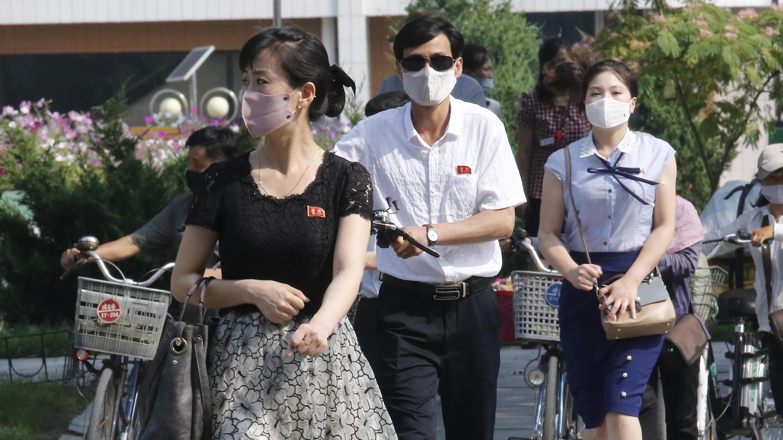 'Virus Free' North Korea Fires Health Officials for Quarantine Failures