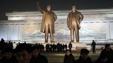North Korea Keeps Kim Dynasty Statues Lit During Energy Shortage