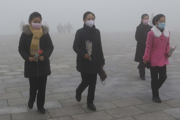 North Korean Military Exploits Pandemic to Cash-in on Face Masks