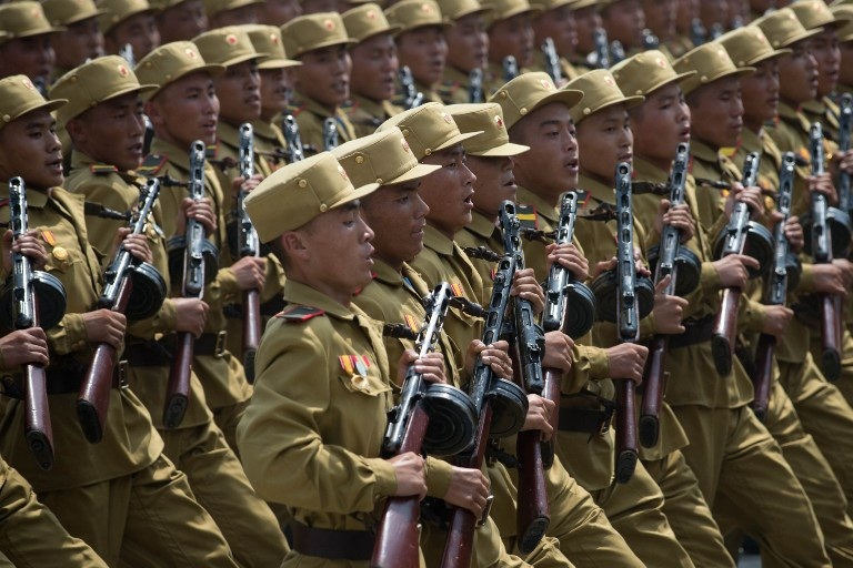 how to avoid korean military service