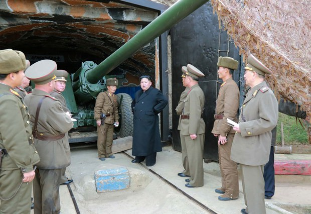 North Korean Military Attempts to Foil the West