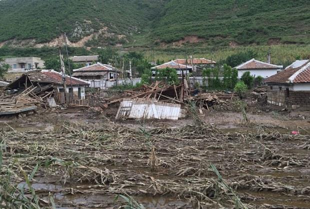 North Koreans Describe Devastation as Government Seeks International Help