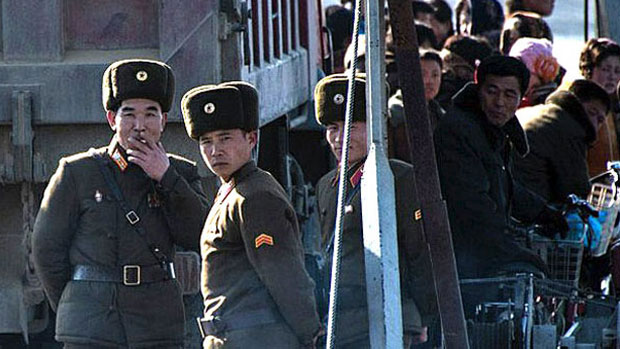 Passed Over For Party Membership, North Korean Border Guard Kills Himself