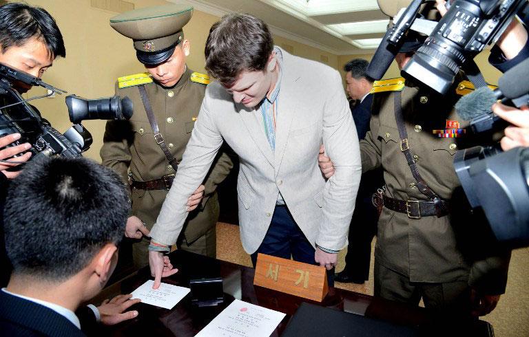 North Korea's Kim Jong Un Condemned For Killing of US Student