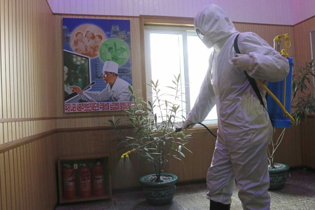 North Korean Official Purged for Neglecting COVID-19 Quarantine Rules