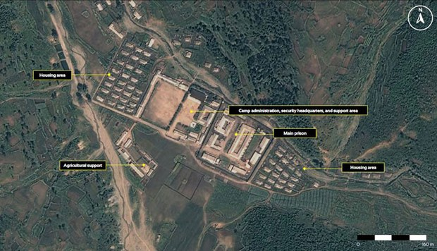 Rights Group Says North Korea Has Expanded Prison