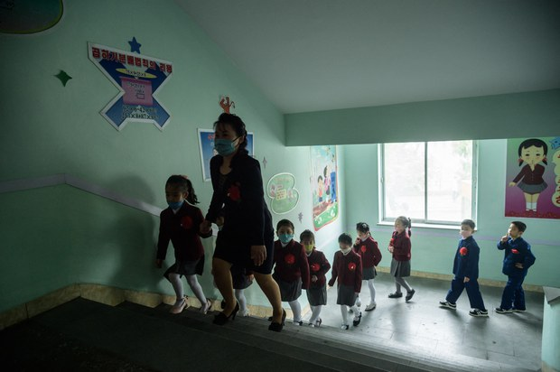 North Korea Orders Nationwide School Renovations, Sends Bill to Parents