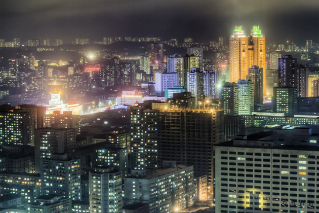 Demand For Solar Powered Light Grows In North Korea