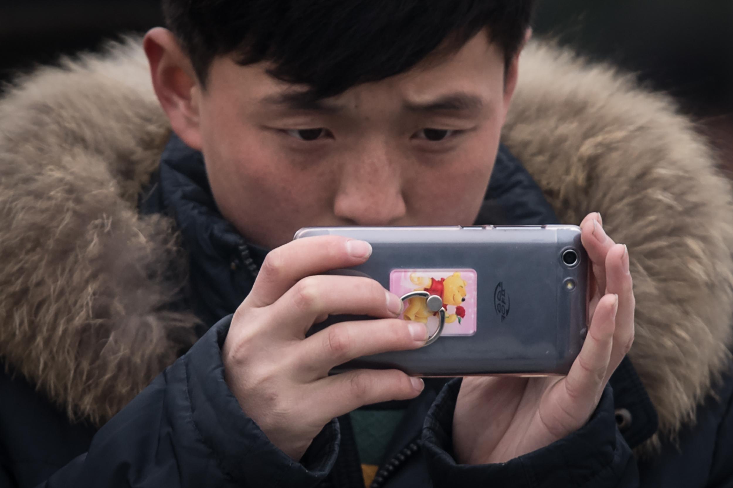 North Korea Orders Crackdown on Teenagers Storing Illegal Files on Smartphones
