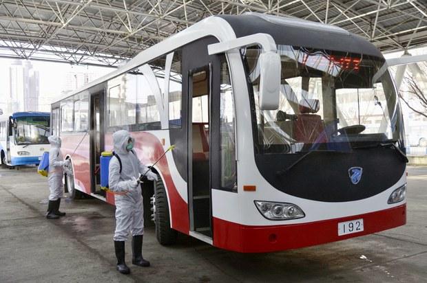 North Korea Halts All Public Transportation Outside of Pyongyang to Stop Coronavirus