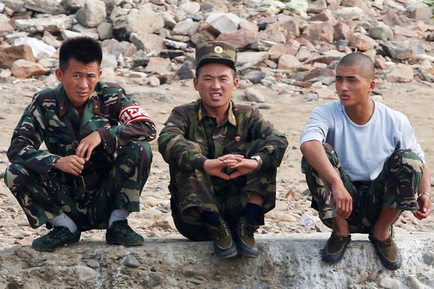 North Korea Sends 10-Year Military Vets to Mines and Building Sites Right After Discharge