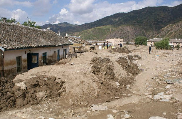 When a Typhoon Hits North Korea, It's the Farmers Who Get the Blame for Crop Loss