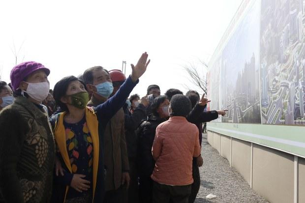 North Korea Mobilizes Women to Solve Construction Labor Shortage