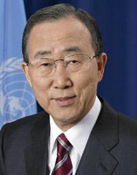 <em>Undated official photo of Ban Ki-moon. Photo: United Nations</em>