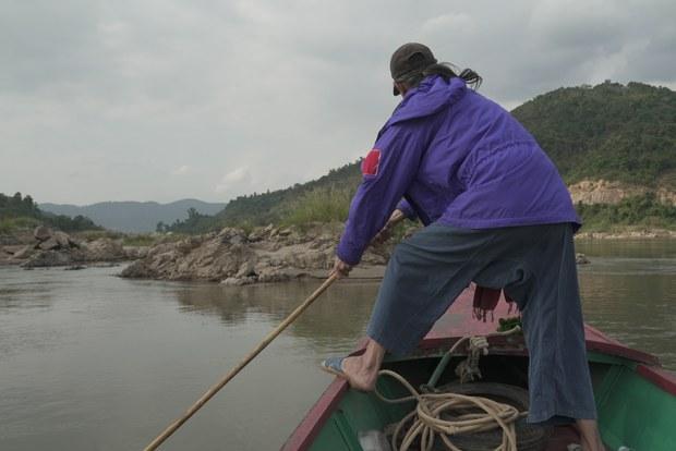 Chinese Dams Unleash Mekong Waters on Laos During 'Dry' Season