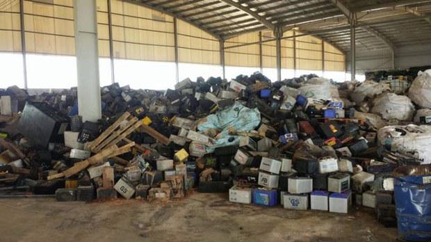 Lao E-Waste Plant Raises Pollution Concerns