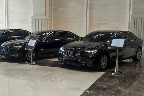 luxury car auctions  Lao Government Auctions Luxury Cars in a Bid to Cut Costs, Reduce ...