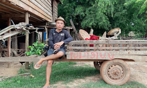 Lao Musician, Thought Arrested, Breaks Silence to Say He's Been Busy Working