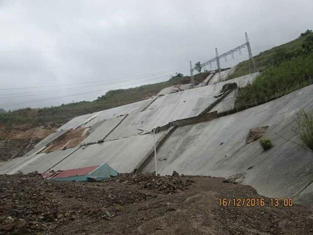 Laos' Xekaman 3 Dam Break Shuts Off Power to Vietnam