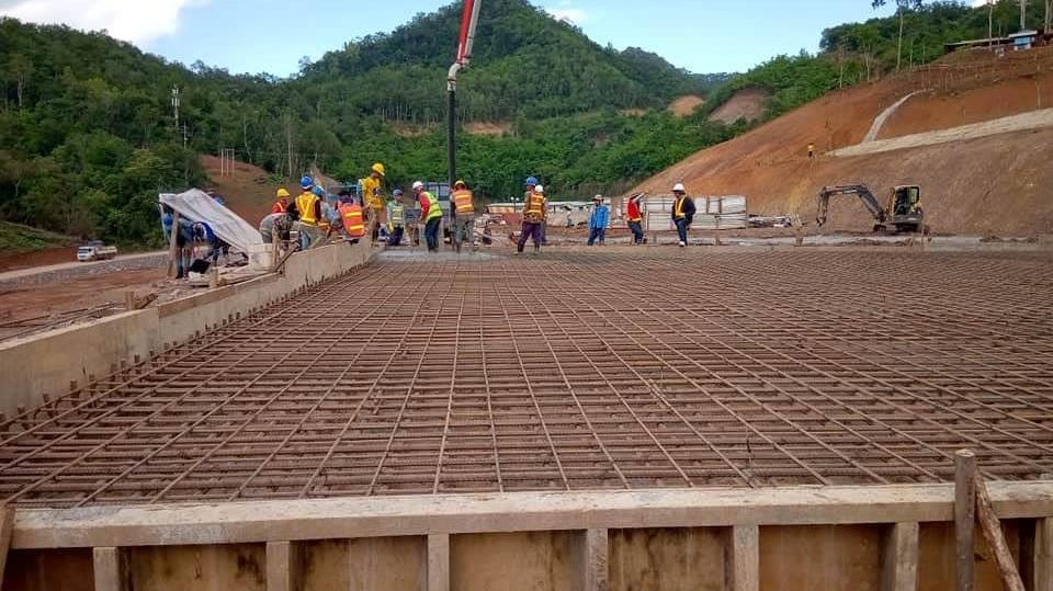 Controversial Luang Prabang Dam Construction Well Underway in Laos