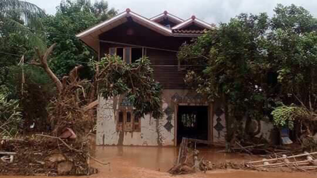 Lao Dam Collapse Creates Hardship for Student Far From
