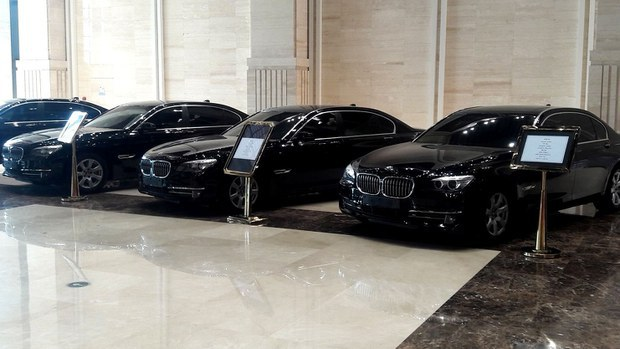 Lao Province 'Suspends' Plan to Buy Luxury Cars For Officials