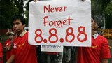 burmese-protest