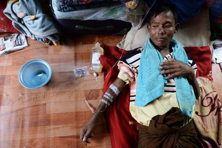 Myanmar To Provide Free Treatment To Half Of Hiv Aids