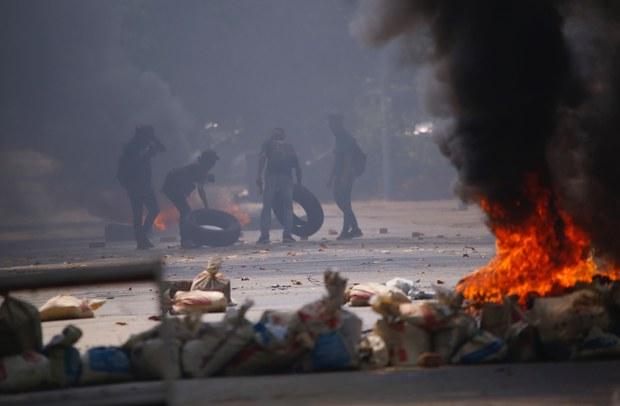 orripilante brutalità del tatmadaw