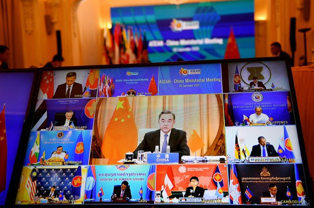 ASEAN Foreign Ministers to Meet Chinese Counterpart amid Myanmar Crisis