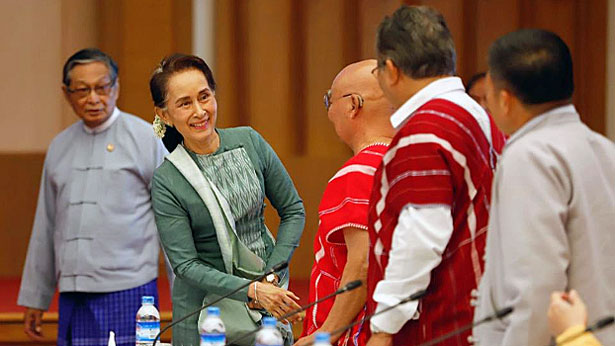 Myanmar: Peace Mission's Second Meeting with Northern Alliance- A Positive...