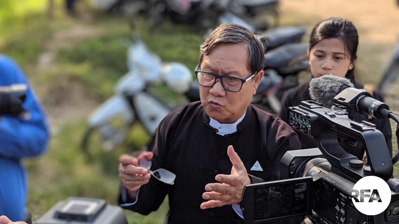 Myanmar's junta bars NLD defense lawyer from speaking with media