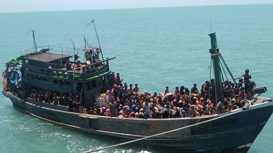 Bangladesh: All Rohingya Found at Sea Will Be Taken to Bhashan Char Island