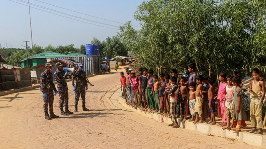 Bangladesh Records First Rohingya COVID-19 Death
