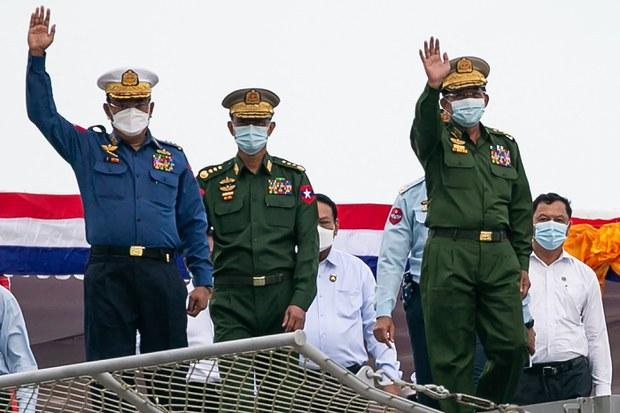 Indonesian envoy: ASEAN bars Myanmar junta chief from upcoming summit
