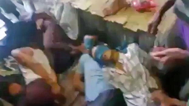 Myanmar Lays Terrorism Charges Against 5 Rakhine Men Beaten in Viral Video
