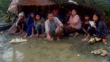 Victims of Cyclone Nargis