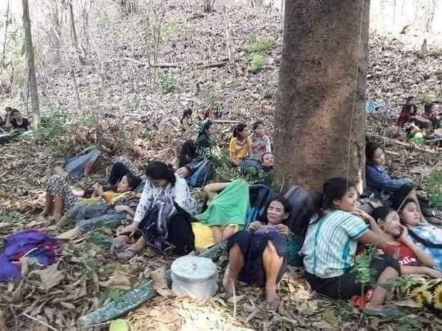 Fighters of Chin State Are No Strangers to Hardship, Repression in Myanmar