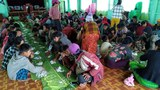 Myanmar Junta Forces Desecrate Churches and Destroy Refugee Food Stocks