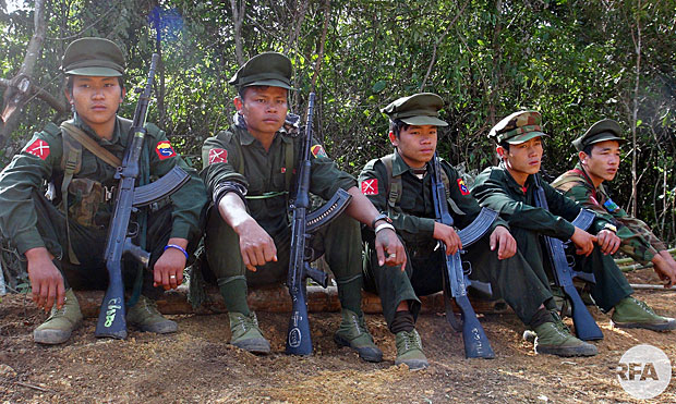 Image result for Kachin Independence Army , photos