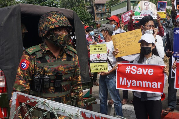 UN Says Military Has Brought Myanmar to Brink of 'Collapse' in Damning Report on Rights Violations