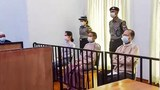 Myanmar's Aung San Suu Kyi Appears in Court for the First Time Since Coup