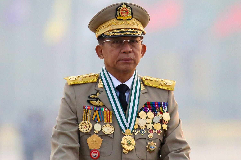 No Love for Myanmar Junta Leader Min Aung Hlaing in His Hometown