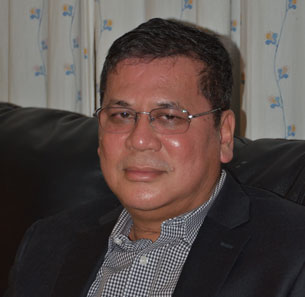Deputy Chief of Mission Kyaw Win, July 1, 2011.