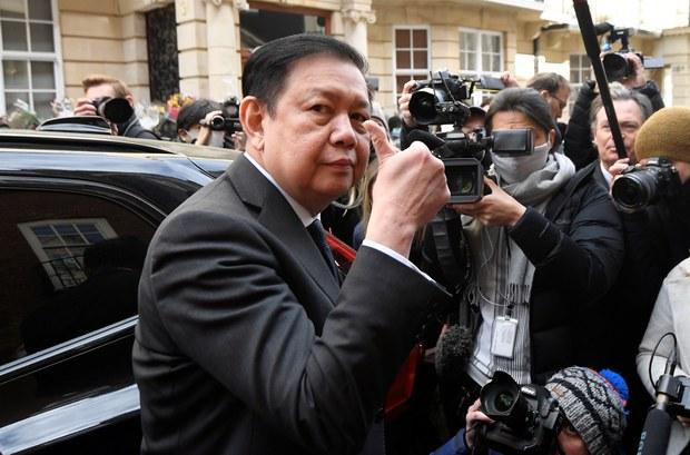 UK Offers Shelter to Deposed Myanmar Ambassador After Junta Loyalists Seize Embassy