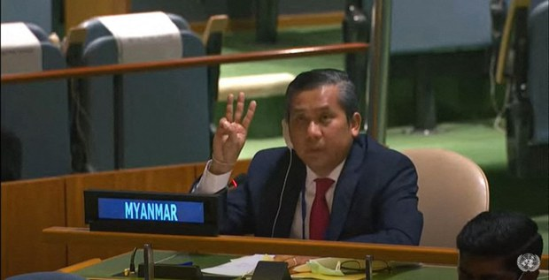 Interview: UN Vote Shows Myanmar Events 'Unacceptable to Most Countries'