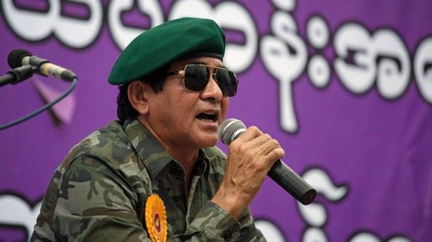 Fugitive Former Lawmaker Turns Himself in to Myanmar Police